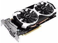 Nvidia Msi GTX 970 oc