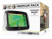 Brand New TomTom Rider 400 Premium Pack