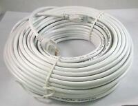 100' ft Ethernet LAN Network Patch Cable Cat 5E RJ45 30 metres