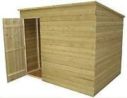 8 x 5 Wooden Shed