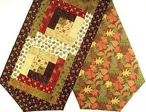 Quilted Table Runner | eBay