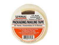 Bulk packing tape