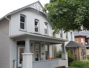3-bedroom Apartment Available in Downtown Guelph Century Home