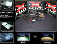 HID xenon light conversion kit replacement bulbs ballast