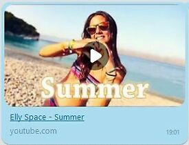 Elly Space: Summer (MP3) - Song about summer