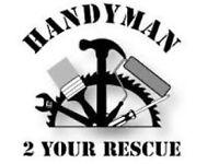 Handyman Service - No job too big or too small 07932940241