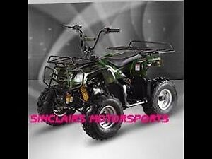 ALL NEW 110CC  Little Hummer Utility*BEST PRICE*
