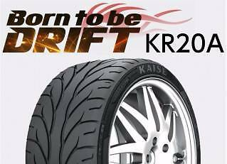 Kenda KR20A Special! Semi Slick Drift Tyre 180 & 300 Treadware