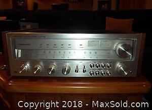 Realistic Sta 2000 Am/ Fm Stereo Receiver Amplifier - B