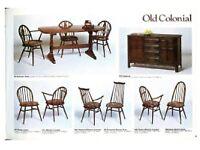Ercol Old Colonial vintage sideboard