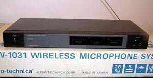 Audio Technica ATW-1032 Wireless Lapel Microphone Kitchener / Waterloo Kitchener Area image 2