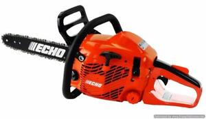 NAPANEE & AREA! ECHO CHAINSAWS ON SALE!  CS310 COMES WITH 2 FREE CHAINS AND A FREE CARRY CASE WHILE SUPPLIES LAST!