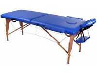 PORTABLE MASSAGE TABLE WITH FREE CARRY CASE