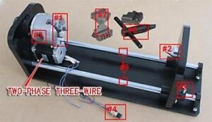 Laser Machine Rotary Attachment 130030