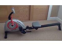 York aspire rowing machine