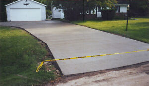 CONCRETE DRIVEWAYS PATIOS POOL DECKS www.aclandscaping.ca Windsor Region Ontario image 5