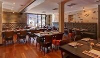 Turn key restaurant for sale in outremont