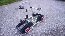 Bike Carrier For Sale. Thule EP916 heavy-duty bike carrier. Locks directly onto towbar.