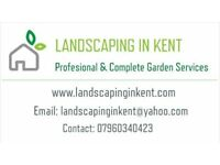 LANDSCAPING IN KENT - Professional and Complete Garden Services