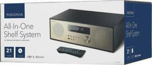 Insignia NS HAIOR18 C Bluetooth All In One Stereo System