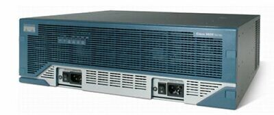 Cisco 3800 Series Router (USED Cisco CISCO3845 3800 Series Integrated Services Router)