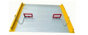 steel dock boards, heavy duty boards, aluminum , dock plates, ra
