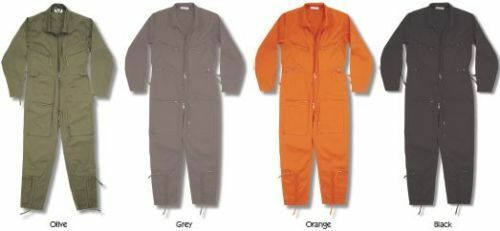 Childs Boilersuit Red New Kids Various Ages Coveralls Overalls