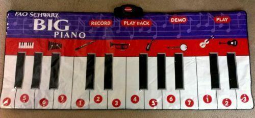 Fao Schwarz Big Piano Ebay