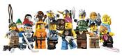Lego Mini Figures Series 4 Set