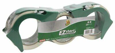 Duck Ez Start Sealing Tape With Dispenser - 1.88 Width - Dispenser Yes - 3