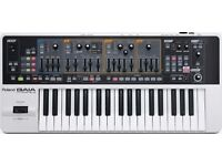 Roland Gaia Analogue Synthesiser. and carry bag.