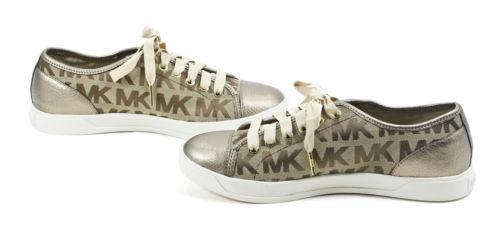 fe57403ca95f8 Michael Kors Heidi Slip On Fashion Sneakers