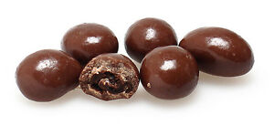 CAROL ANNE PLAIN DARK CHOCOLATE COVERED COFFEE BEANS 1KG PICK N MIX SWEETS