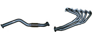 TOYOTA LANDCRUISER 100SERIES HZJ105 1HZ 4.2LT DIESEL GENIE HEADERS / EXTRACTORS
