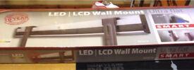 LED/LCD wall mount ultra flat