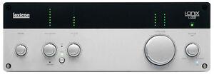 Lexicon I-Onix U22 (2x2 USB 2.0 Desktop Recording Studio)