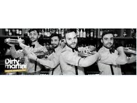 Bar Backs required at Dirty Martini - Whitechapel, London