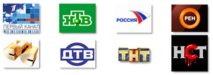Russian TV (Over 160 channels)