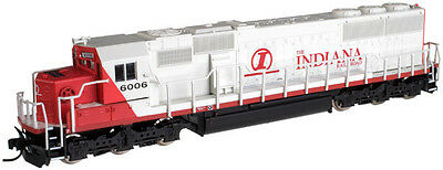 Used, ATLAS 49144 N Scale SD60 INRD 6006 (Indiana Railroad) +DCC - C-10 Mint Brand New for sale  Brooklyn