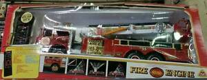LIKE NEW! Vintage FIRE TRUCK with Remote Control $299