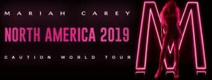 MARIAH CAREY - CAUTION TOUR TICKETS AT CASINO RAMA FOR SALE