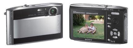 Sony Cybershot DSC-T5 Seven Hills Brisbane South East Preview