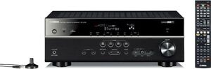 Yamaha RX V475 amplifier with PSB Image 5.1 speakers, w/BT