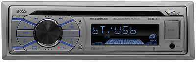 Boss Audio MR508UABS Marine Din Einzel Empfänger CD/MP3/USB/SD Front Boss Audio Boss Marine