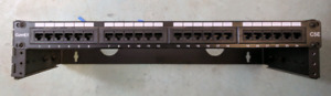 Used patch panel - CONNEX C5E with rack