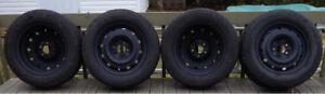 pneus hiver 225/60R16