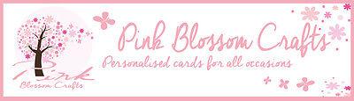 Pink Blossom Crafts