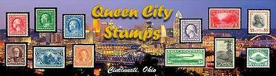 Queen City Stamps