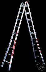 Demo 22 Little Giant Ladder 250 Lb - Free Work Platform