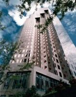 Upscale Burrard Street location can be your new Office!